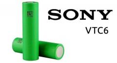 Аккумулятор Sony VTC6 3000 мАч