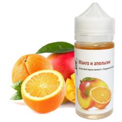 Жидкость Barrel Манго - апельсин (120 мл)