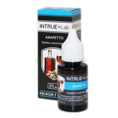 Жидкость Intrue Lab - Амаретто (25 мл)