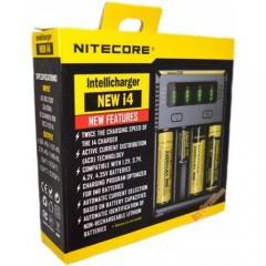 Зарядное устройство NEW Nitecore I4