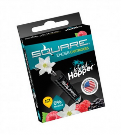 Kартриджи Square E-Hose - ягоды и ваниль (Island Hopper)
