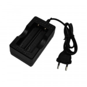 Зарядник на 2 аккумулятора