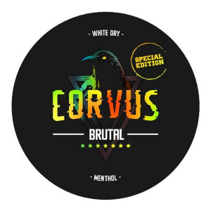 Corvus Brutal (бестабачная смесь)