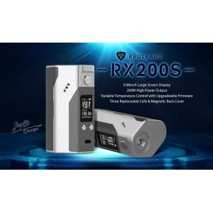 WISMEC Reuleaux RX200S
